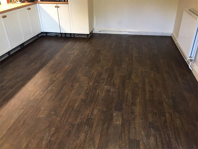 Red Flooring Designs Wingham Canterbury kitchen and bathroom floor replacement 01